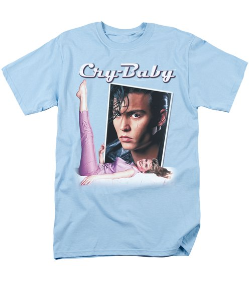 Cry Baby - Title Men's T-Shirt  (Regular Fit) by Brand A