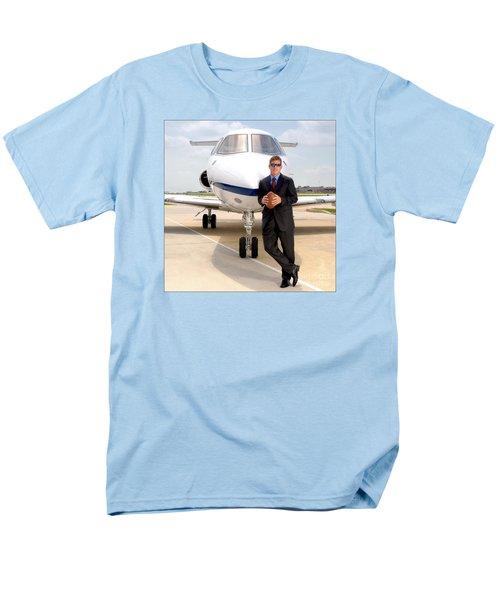Dallas Cowboys Superbowl Quarterback Troy Aikman Men's T-Shirt  (Regular Fit)