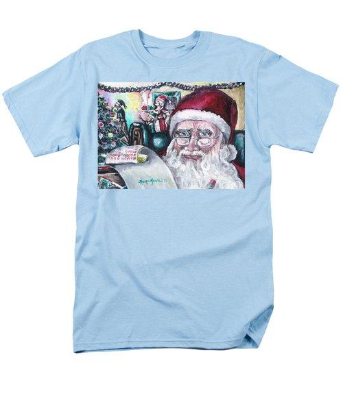 December Men's T-Shirt  (Regular Fit) by Shana Rowe Jackson