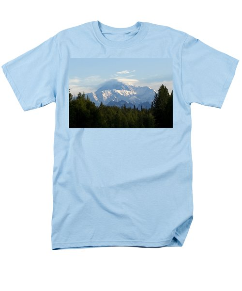 Denali A Closer Look Men's T-Shirt  (Regular Fit) by Tara Lynn