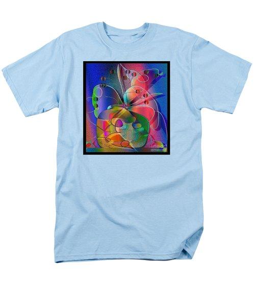 Design #29 Men's T-Shirt  (Regular Fit) by Iris Gelbart