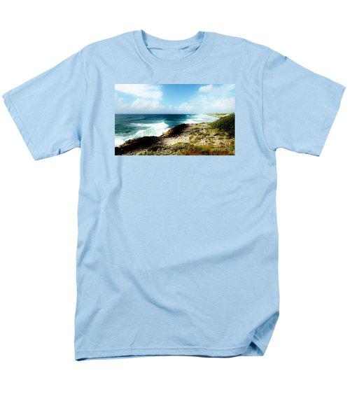 Diorama Men's T-Shirt  (Regular Fit) by Amar Sheow