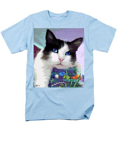 Dreaming Of Fish Men's T-Shirt  (Regular Fit) by Michele Avanti