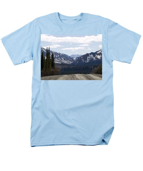 Drop Off Men's T-Shirt  (Regular Fit) by Tara Lynn