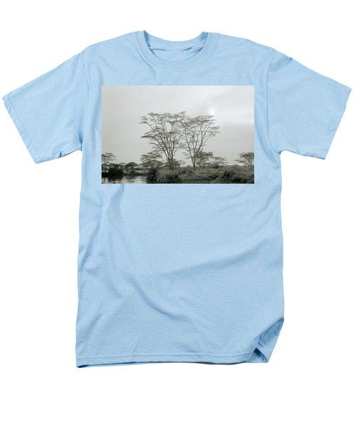 Eden Men's T-Shirt  (Regular Fit) by Shaun Higson