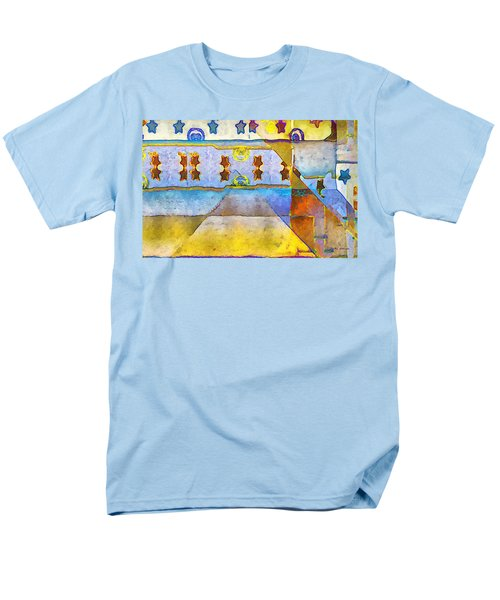 Empty Stage Men's T-Shirt  (Regular Fit) by RC deWinter
