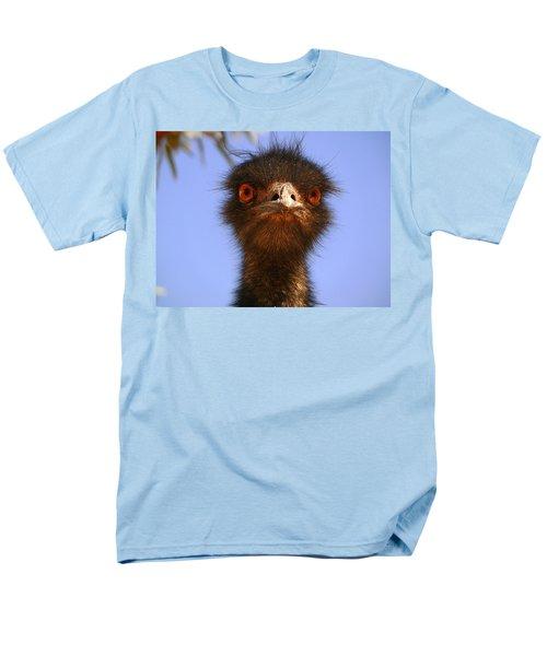 Emu Upfront Men's T-Shirt  (Regular Fit) by Evelyn Tambour