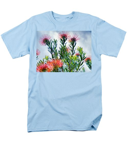 Enchanting Gardens 42 Men's T-Shirt  (Regular Fit) by Dawn Eshelman