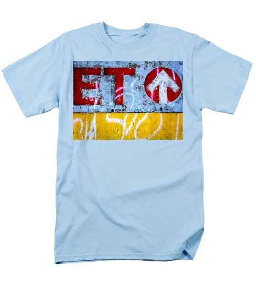 ET  Men's T-Shirt  (Regular Fit) by Bob Orsillo