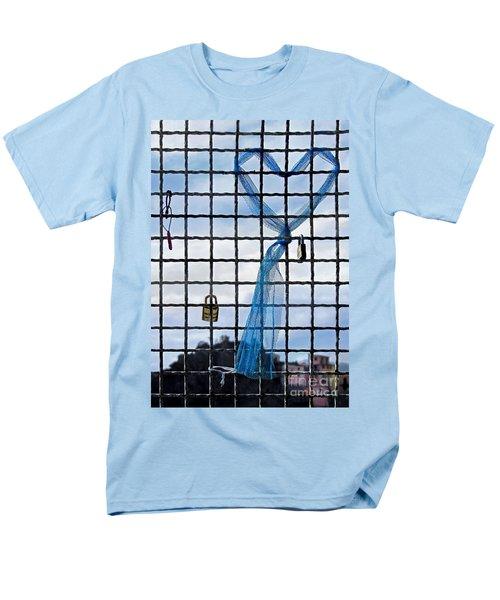 Men's T-Shirt  (Regular Fit) featuring the photograph Eternal Love by Jennie Breeze