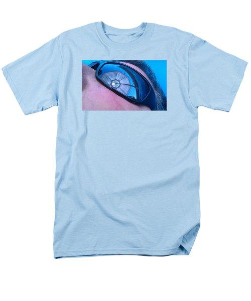 Eye On Summer Men's T-Shirt  (Regular Fit) by Deborah Lacoste