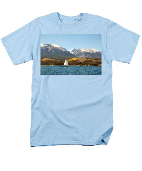 Fall In The Rockies Men's T-Shirt  (Regular Fit)