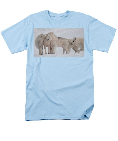 Men's T-Shirt  (Regular Fit) featuring the photograph Family Ties by Bianca Nadeau