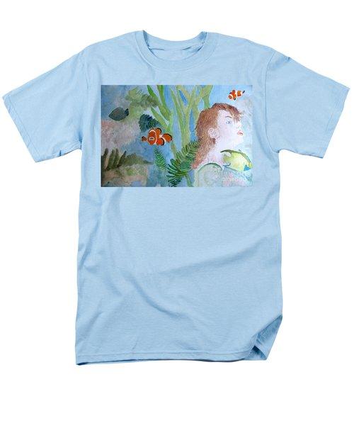 Fantasia 1 Men's T-Shirt  (Regular Fit) by Sandy McIntire