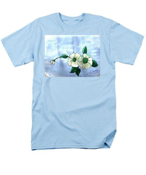 Field Flowers Men's T-Shirt  (Regular Fit) by Francine Heykoop