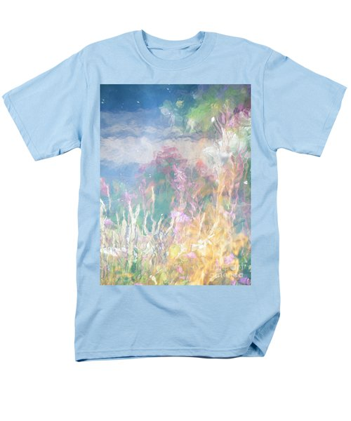 Men's T-Shirt  (Regular Fit) featuring the photograph Fireweed Number 9  by Brian Boyle