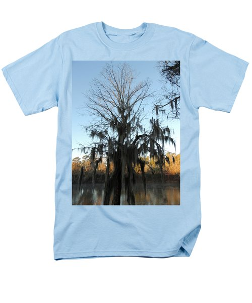 Men's T-Shirt  (Regular Fit) featuring the photograph Flint River 13 by Kim Pate