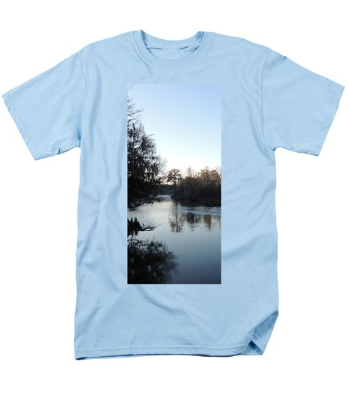 Men's T-Shirt  (Regular Fit) featuring the photograph Flint River 23 by Kim Pate