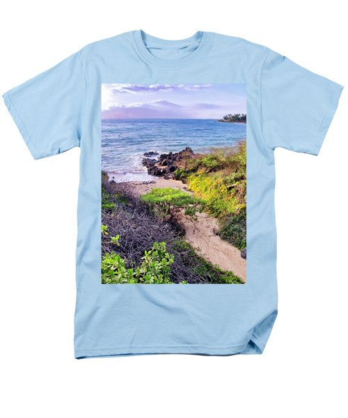 Four Seasons 125 Men's T-Shirt  (Regular Fit) by Dawn Eshelman