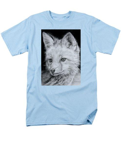 Fox Kit Men's T-Shirt  (Regular Fit) by Jean Cormier
