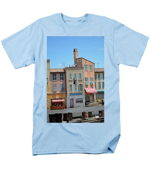 Men's T-Shirt  (Regular Fit) featuring the photograph Freefall by Robert Meanor