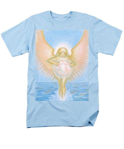 Gift Of The Golden Goddess Men's T-Shirt  (Regular Fit) by Samantha Geernaert