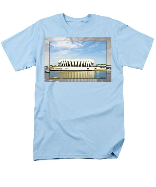 Hampton Coliseum Men's T-Shirt  (Regular Fit) by Walter Herrit