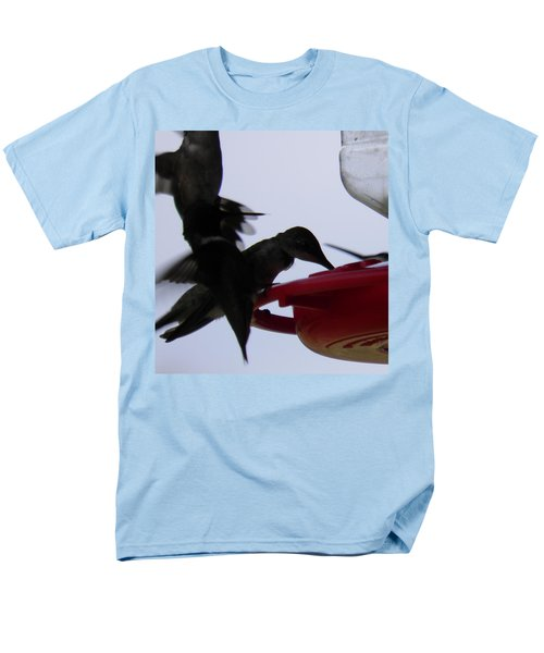 Men's T-Shirt  (Regular Fit) featuring the photograph Happy Hour by Nick Kirby