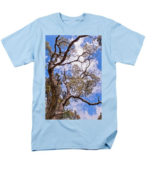 Men's T-Shirt  (Regular Fit) featuring the photograph Hawaiian Sky by Jim Thompson