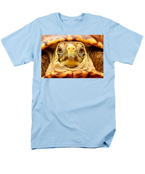 Head Shot Men's T-Shirt  (Regular Fit) by Jean Noren
