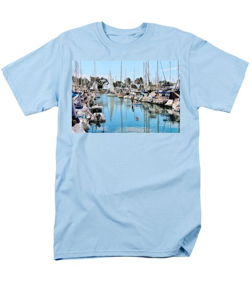 Heat Relief  Men's T-Shirt  (Regular Fit) by Tammy Espino