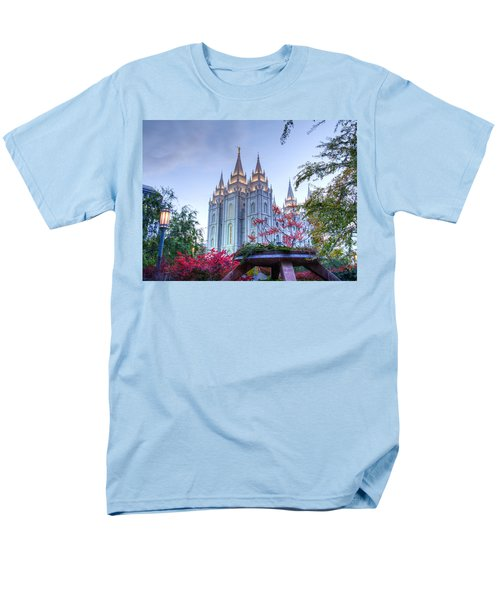 House Of The Lord Men's T-Shirt  (Regular Fit) by Dustin  LeFevre