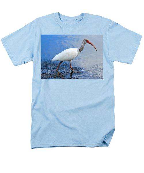 Ibis Visitor Men's T-Shirt  (Regular Fit) by Carol Groenen