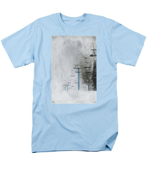 In Anticipation Men's T-Shirt  (Regular Fit) by Marilyn Wilson