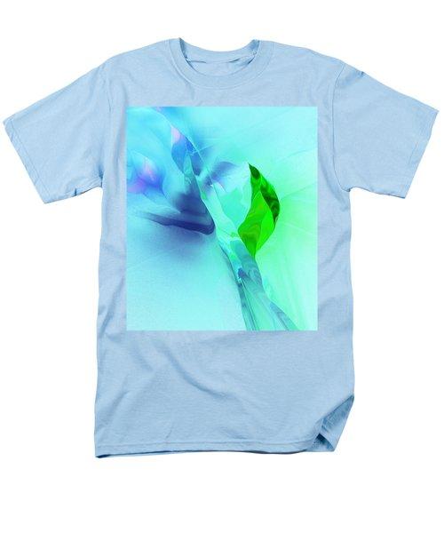 It's A Mystery  Men's T-Shirt  (Regular Fit) by David Lane