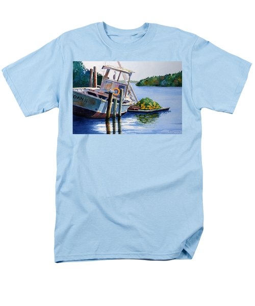 Joan II And Mates Men's T-Shirt  (Regular Fit) by Roger Rockefeller