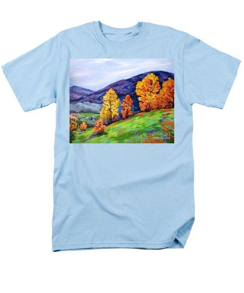Kentucky Hillside Men's T-Shirt  (Regular Fit)