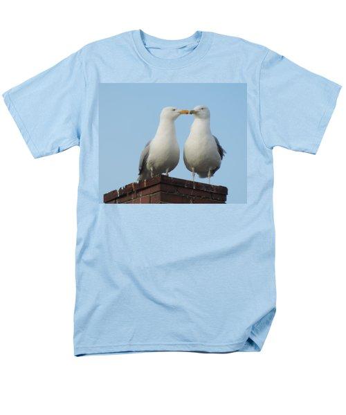 Kiss Me You Fool Men's T-Shirt  (Regular Fit)