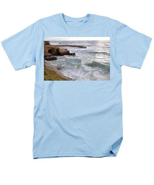 La Jolla Ca Men's T-Shirt  (Regular Fit) by Gandz Photography