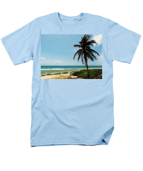 Men's T-Shirt  (Regular Fit) featuring the photograph Lone Tree by Amar Sheow