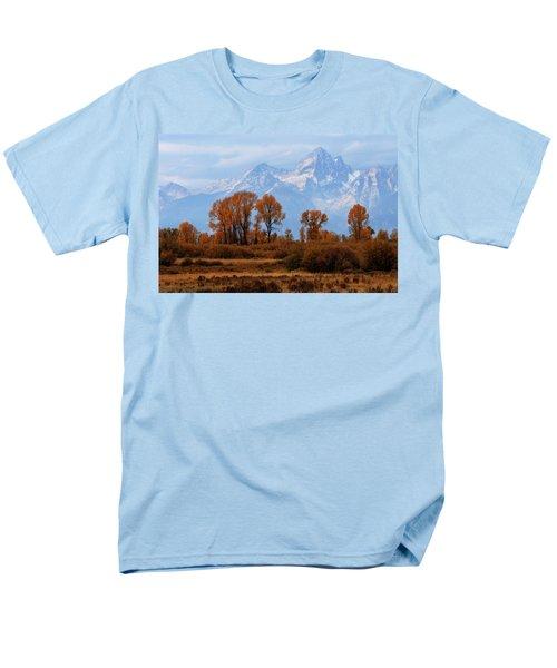 Majestic Backdrop Men's T-Shirt  (Regular Fit) by David Andersen