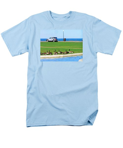 Martha Vineyard Men's T-Shirt  (Regular Fit) by Oleg Zavarzin