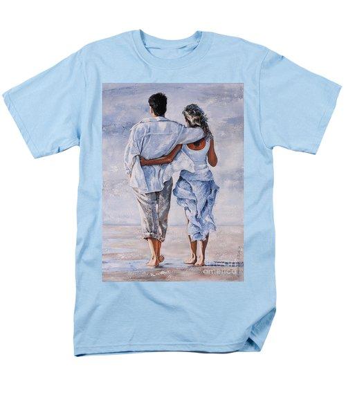 Memories Of Love Men's T-Shirt  (Regular Fit) by Emerico Imre Toth