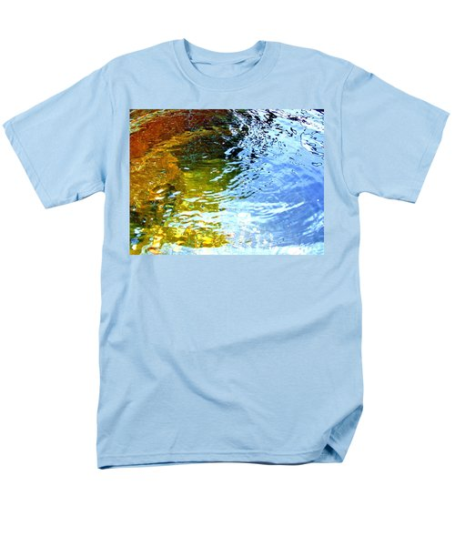 Men's T-Shirt  (Regular Fit) featuring the photograph Mermaids Den by Deborah Moen