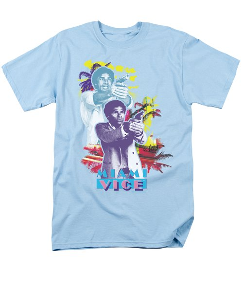 Miami Vice - Freeze Men's T-Shirt  (Regular Fit) by Brand A