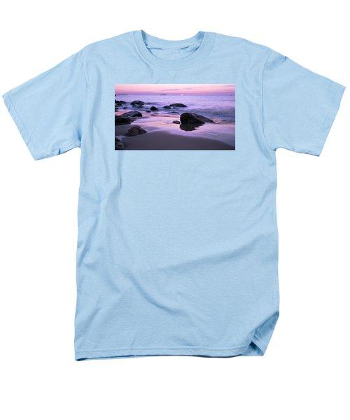 Millennium Sunrise Singing Beach Men's T-Shirt  (Regular Fit) by Michael Hubley