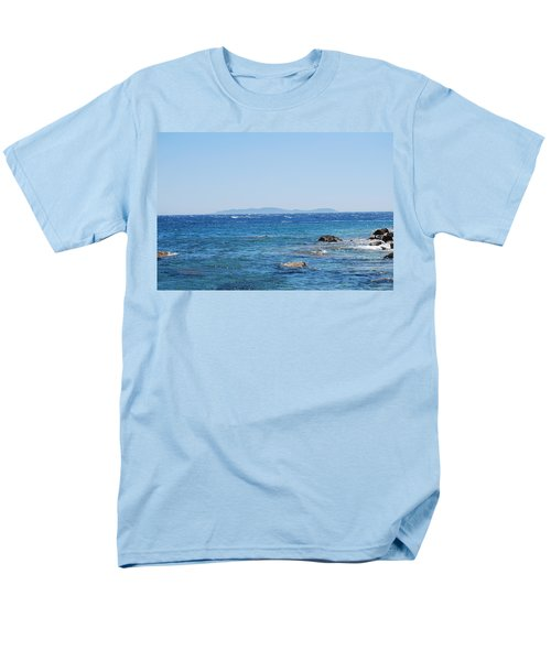 Men's T-Shirt  (Regular Fit) featuring the photograph Mistral.force 6 by George Katechis