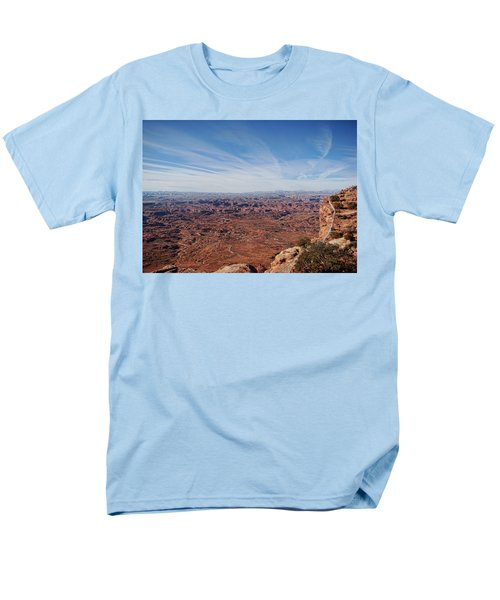 Moab  Men's T-Shirt  (Regular Fit) by Cathy Anderson