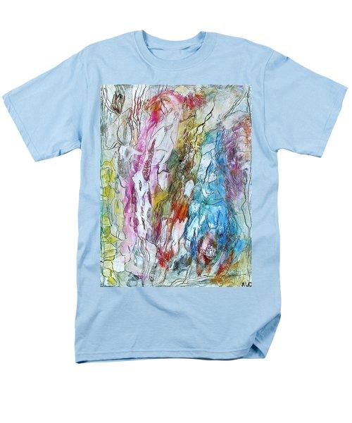 Monet's Garden Men's T-Shirt  (Regular Fit)