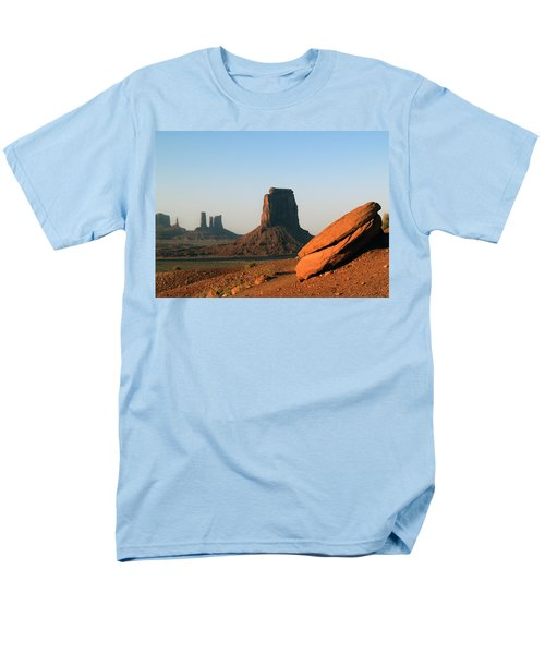 Monument Valley Afternoon Men's T-Shirt  (Regular Fit)